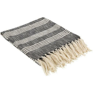 Surya Callan CLA-1000 Knitted 100% Cotton Throw