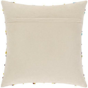Surya Callie CLI-001 Cotton Global Pillow-annieandel