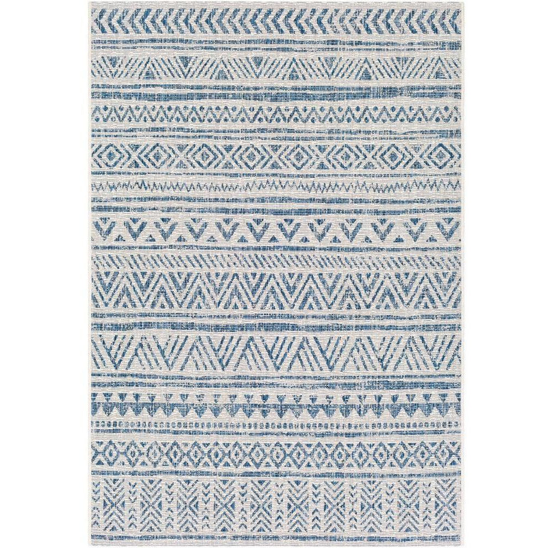 Surya Eagean EAG-2335 Polypropylene Bohemian/Global Indoor/Outdoor Rug-annieandel