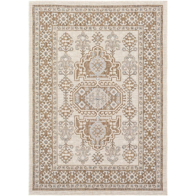 Surya Laguna LGU-2302 Polypropylene Bohemian/Global Indoor/Outdoor Rug-annieandel