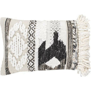 Surya Leonese LOS-001 Polyester Global Pillow-annieandel