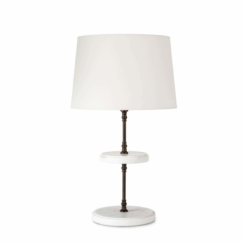 Coastal Living Bistro Table Lamp, Oil Rubbed Bronze-Table Lamps-Coastal Living-Heaven's Gate Home