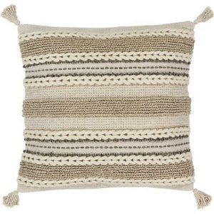 Surya Tov TOV-001 Wool Global Pillow-annieandel