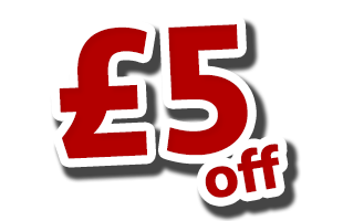 Spend Over £25 Get £5 Off