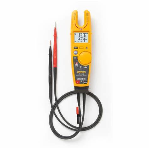Fluke T6-600 200A Open Jaw Digital Clamp Meter