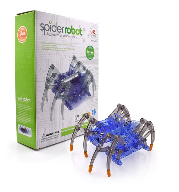 Electric Spider Robot Kit