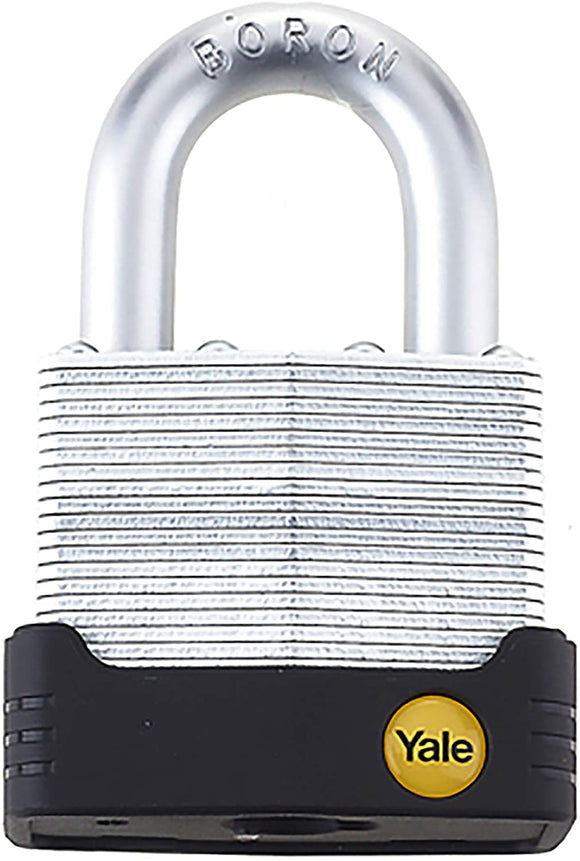 Yale Y127/55/129/1 High Security Anti Cut Laminated Padlock (45 mm)