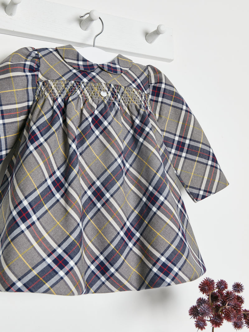 Wedoble tartan dress - Rose & Albert