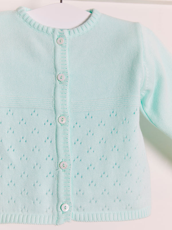Wedoble cardigan - Rose & Albert