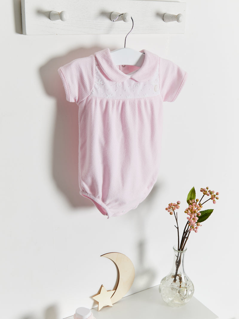 Babidu Star Romper - Rose & Albert