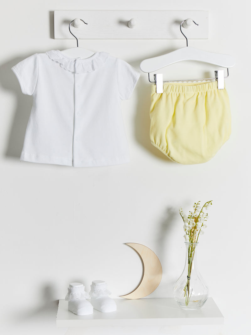 Dandelion jam pants set - Rose & Albert