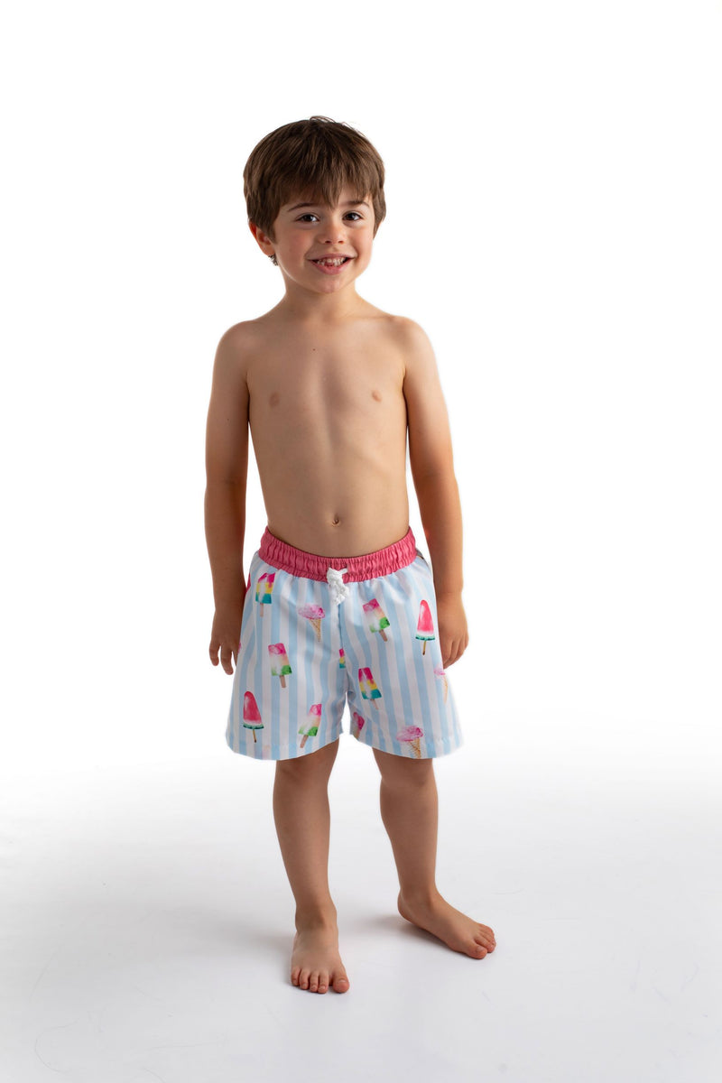 SS21 Meia Pata Ice Cream boys swimshorts - pre order