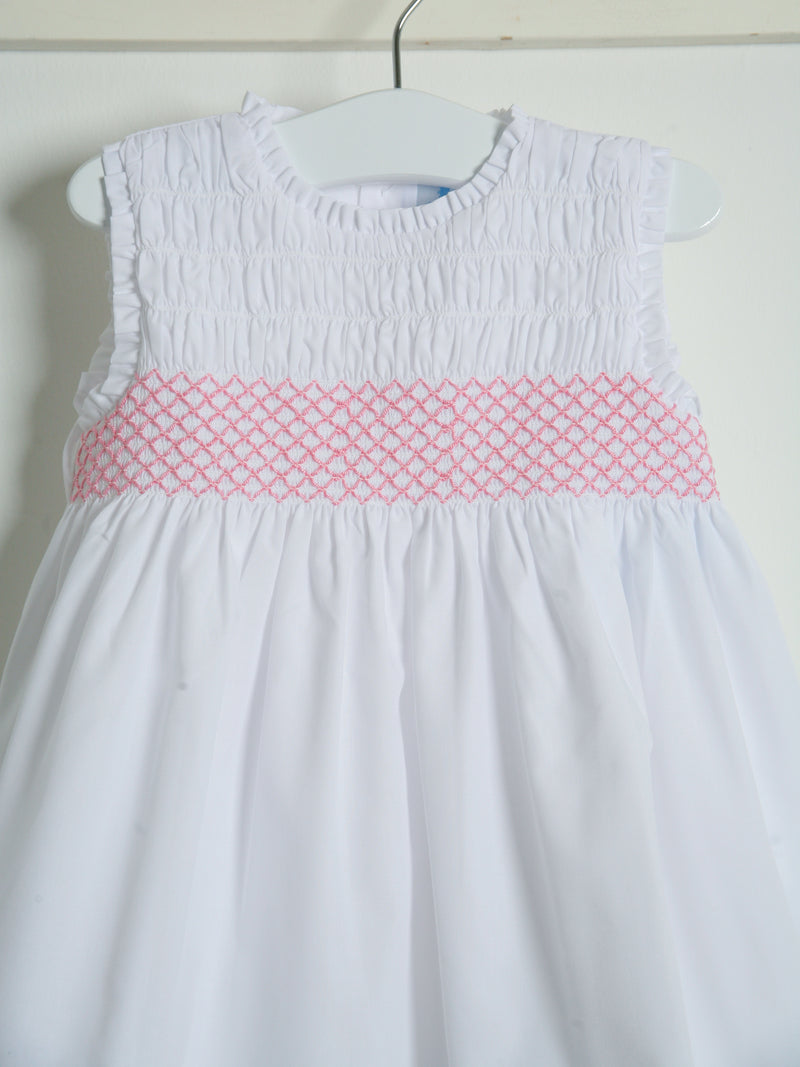 SS21 Sardon Smocked Dress