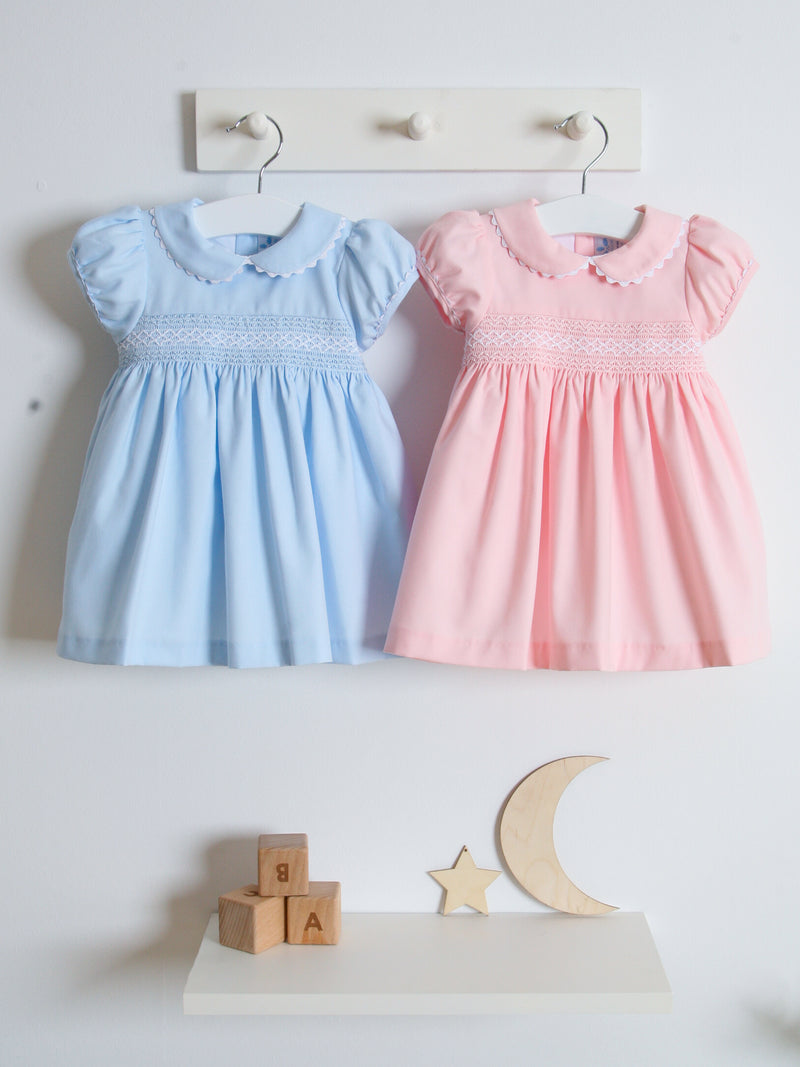 Sardon smocked dress
