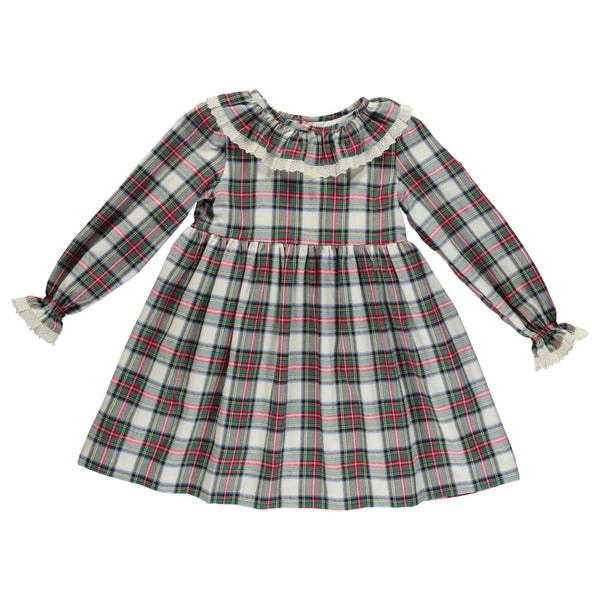 D.O.T 'Juliana' Tartan Dress