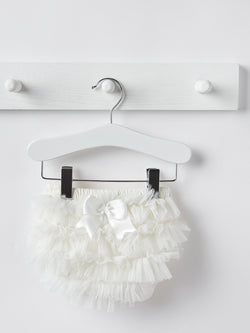Caramelo kids frilly knickers - Rose & Albert