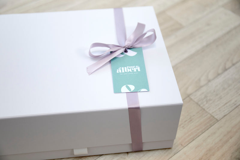 Rose and Albert gift box - Rose & Albert