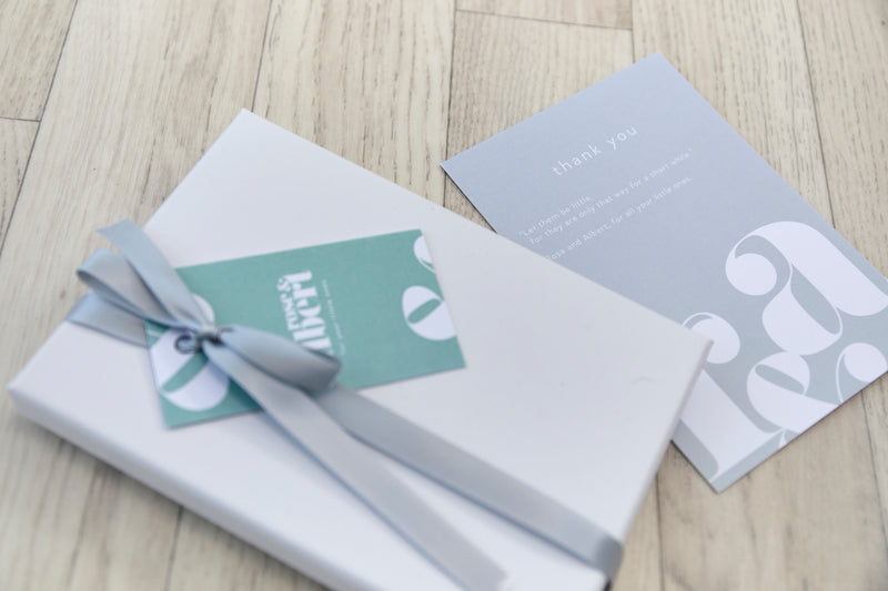 Gift vouchers - Rose & Albert