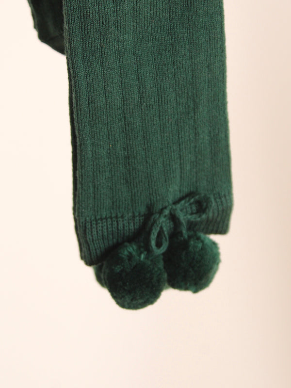 Meia Pata pom pom knee socks - Rose & Albert