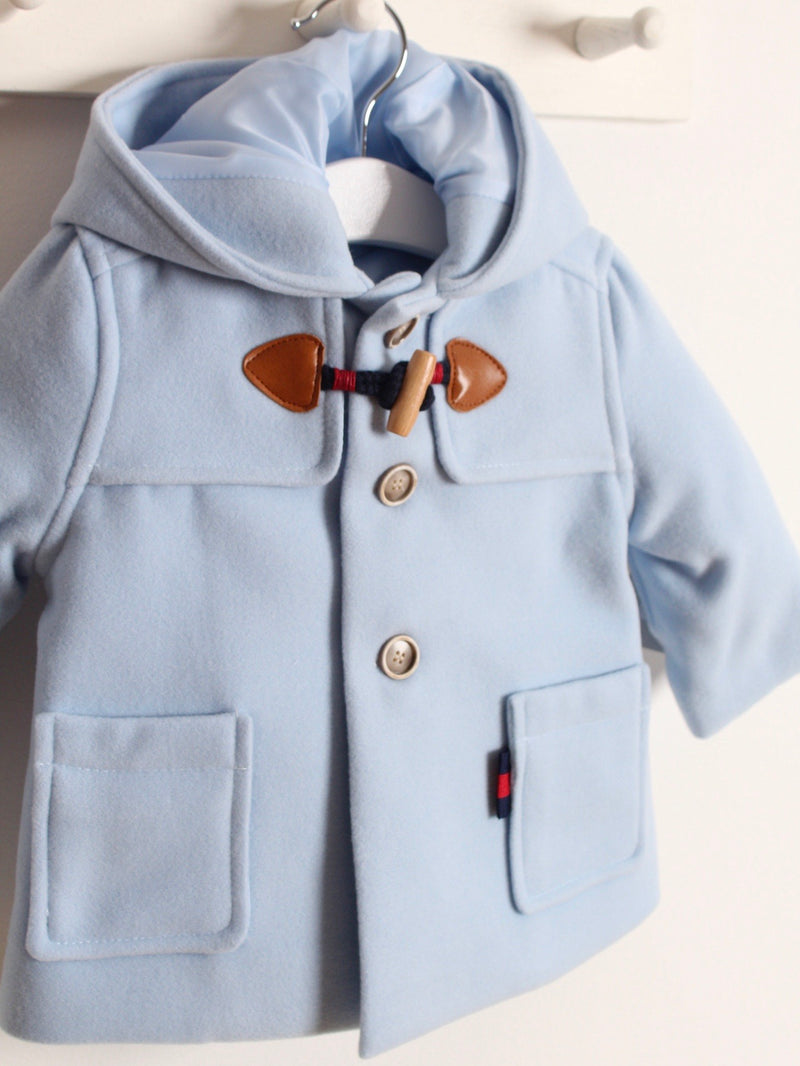 Yoedu hooded Duffle Coat