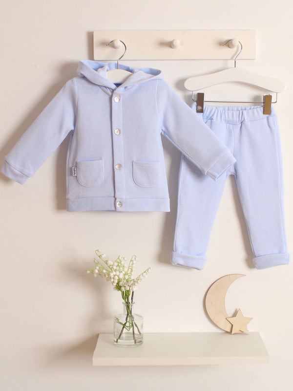 Babidu hooded tracksuit