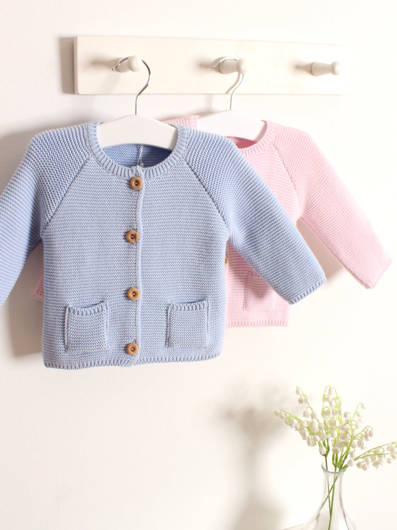 Babidu knitted cardigan - Rose & Albert