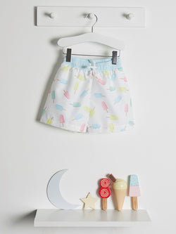 Meia Pata Picole Swim Shorts - Rose & Albert