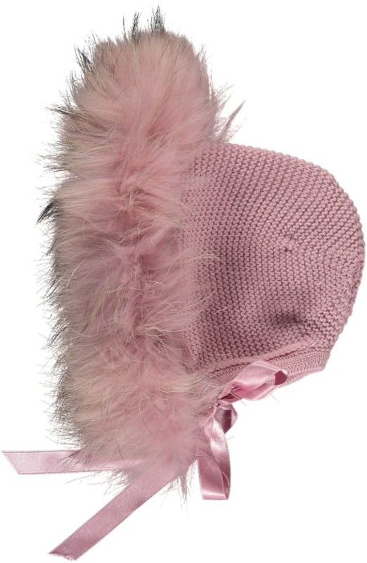 Juliana Faux Fur Bonnet