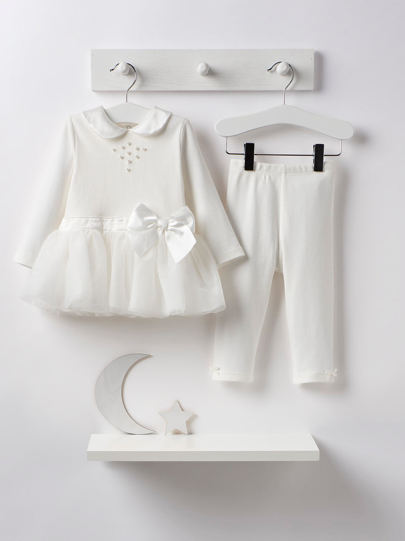 Mintini tutu dress & legging set - Rose & Albert