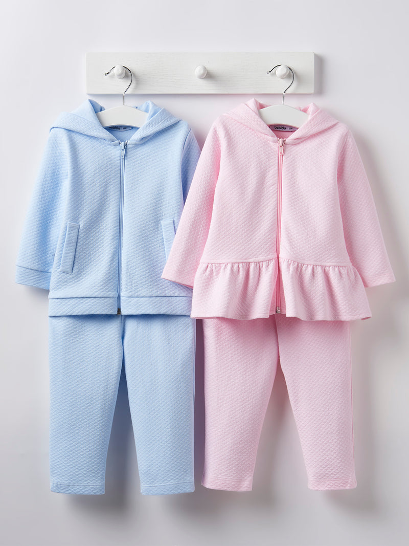 Babidu hooded tracksuit - Rose & Albert