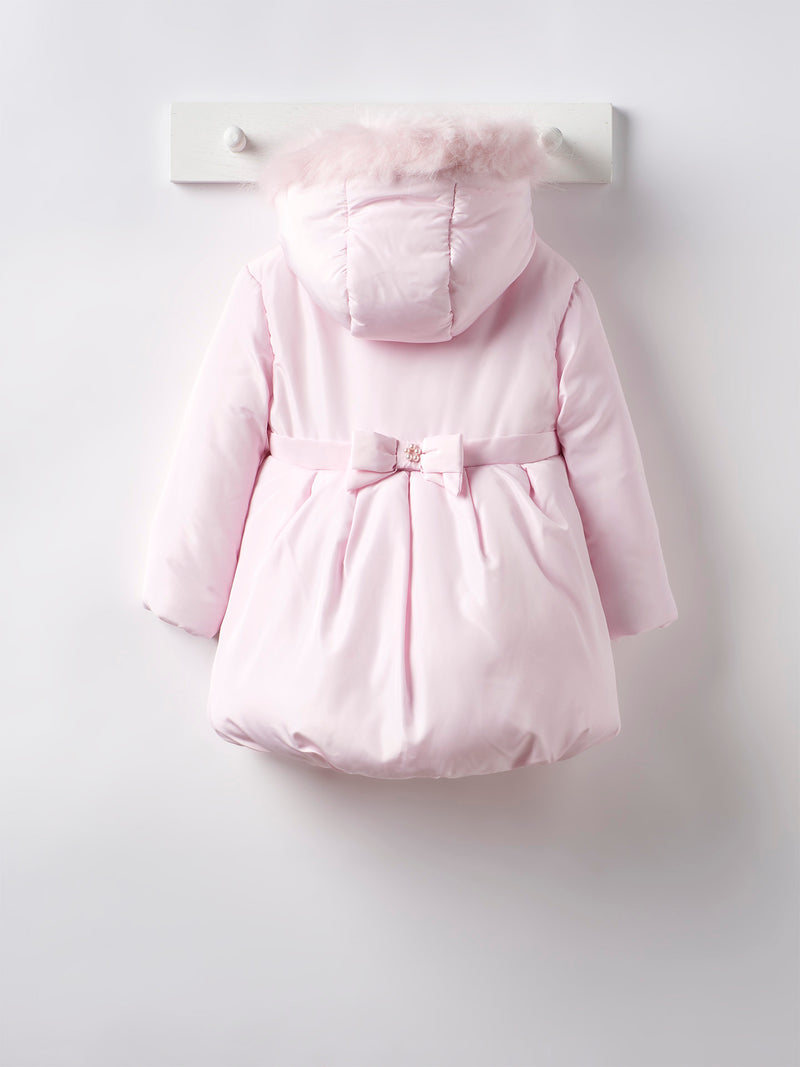 Mintini hooded bubble coat - Rose & Albert