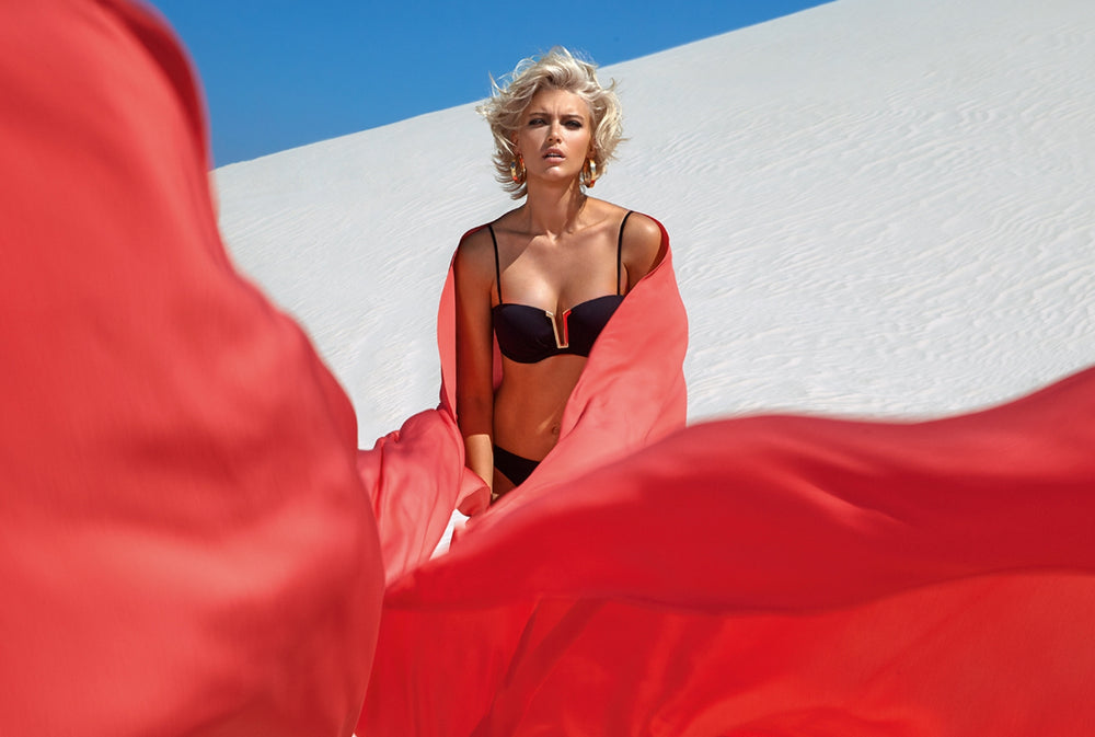 luxury swimwear collection year round by top designer brands