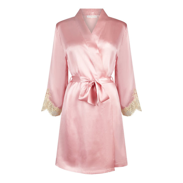 Juliet Silk Robe