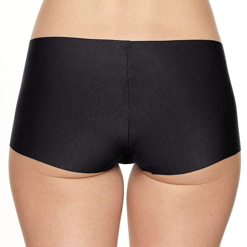 Commando butter collection seamless shorty black. Caroline Randell.
