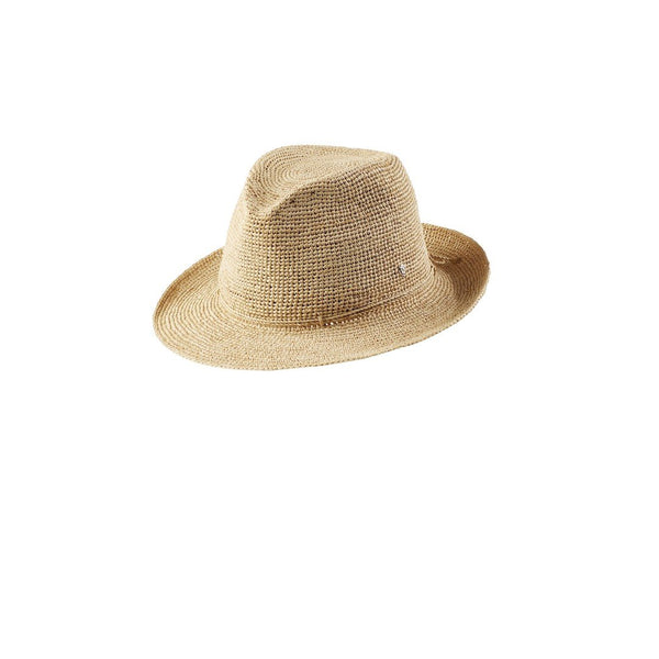 Helen Kaminski, Fai, rollable hat, rafia, natural, adjustable size, Caroline Randell.