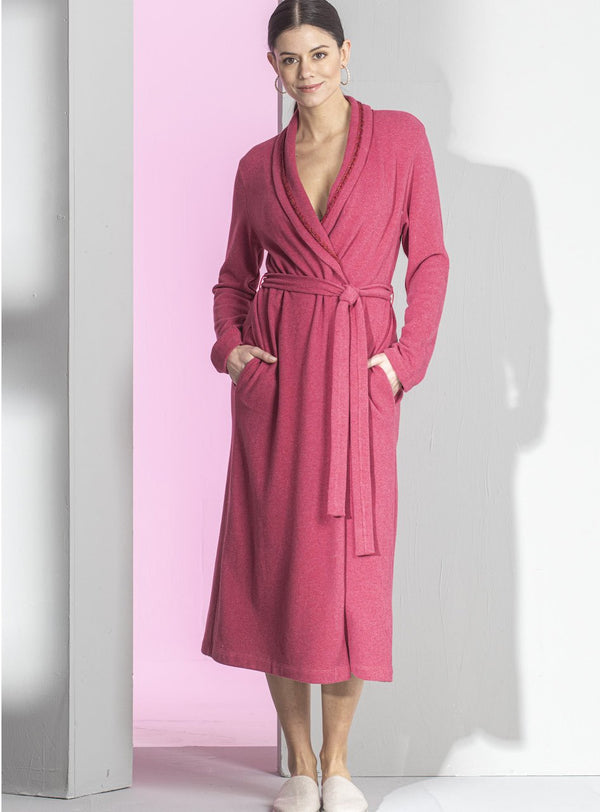 Soft Cotton Robe