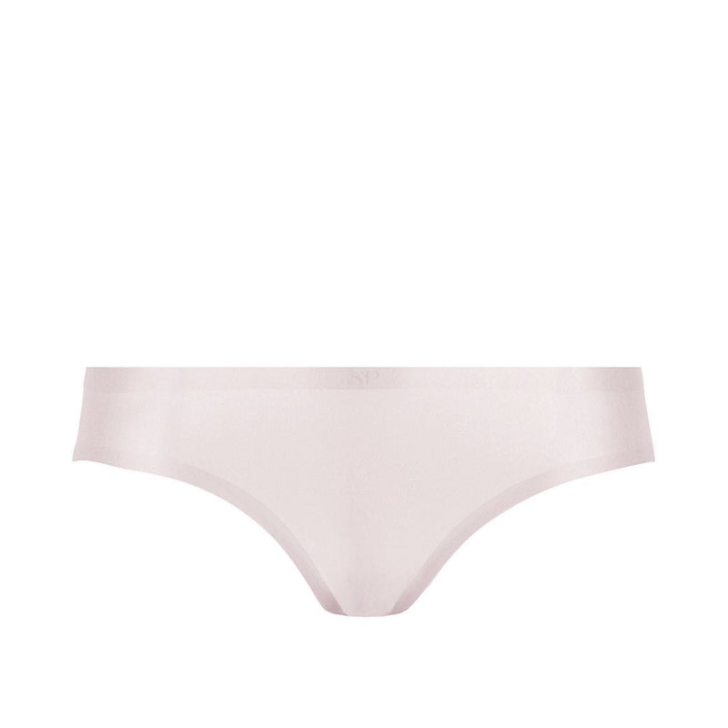 Simone Perele, Invisi'bulle, brief, rio briefs, seamless, no vpl, smooth, in light pink, blush, Caroline Randell.