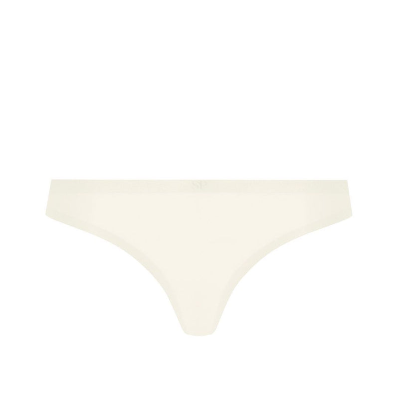 Simone Perele, Invisi'bulle, brief, rio briefs, seamless, no vpl, smooth, in ivory, natural, Caroline Randell.
