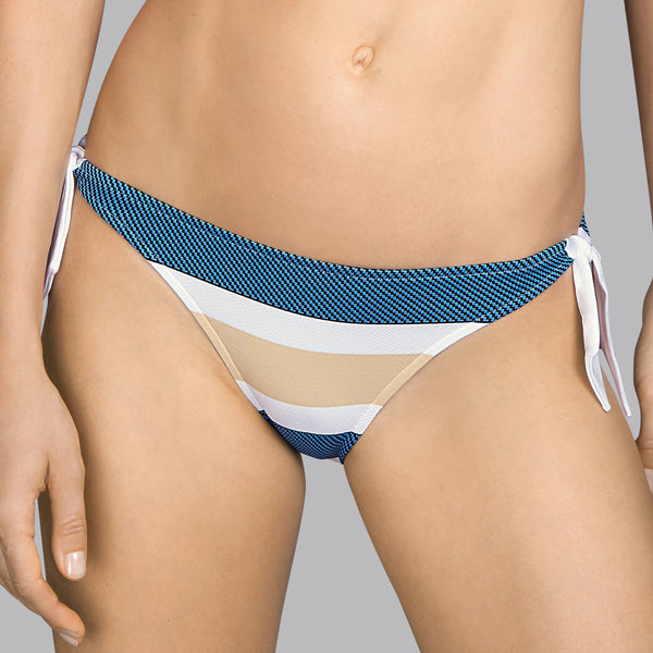 Pop bikini brief waist ropes
