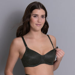 Basic nursing underwired bra