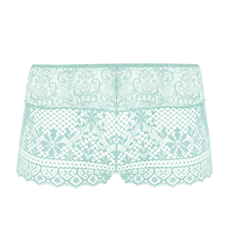 Limited Edition Cassiopee Bleu Tendre Shorty