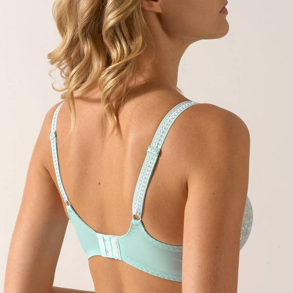 Limited Edition Cassiopee Bleu Tendre Seamless Bra
