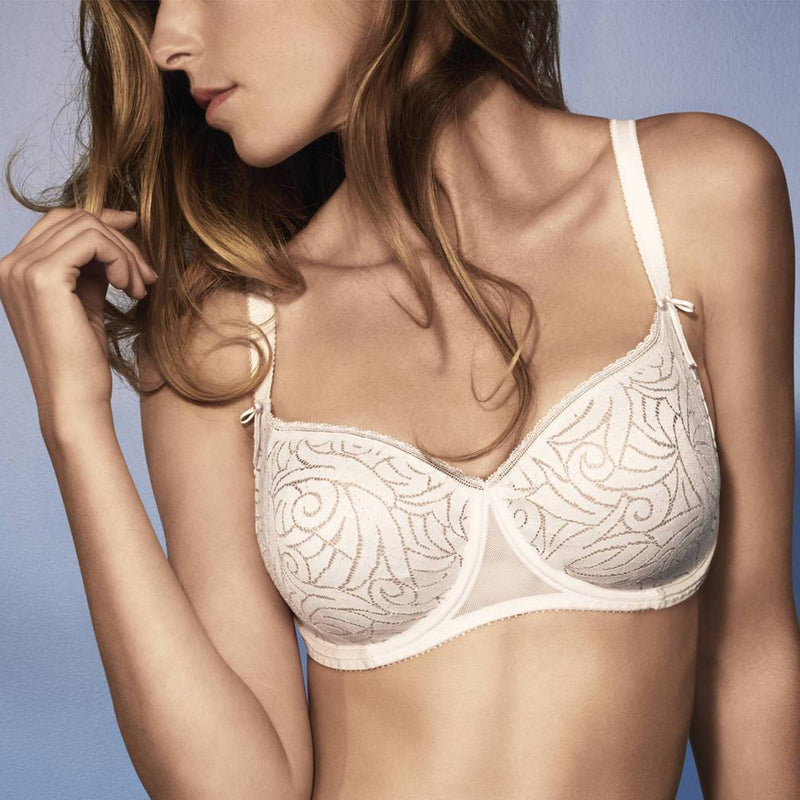 Verity low neck bra