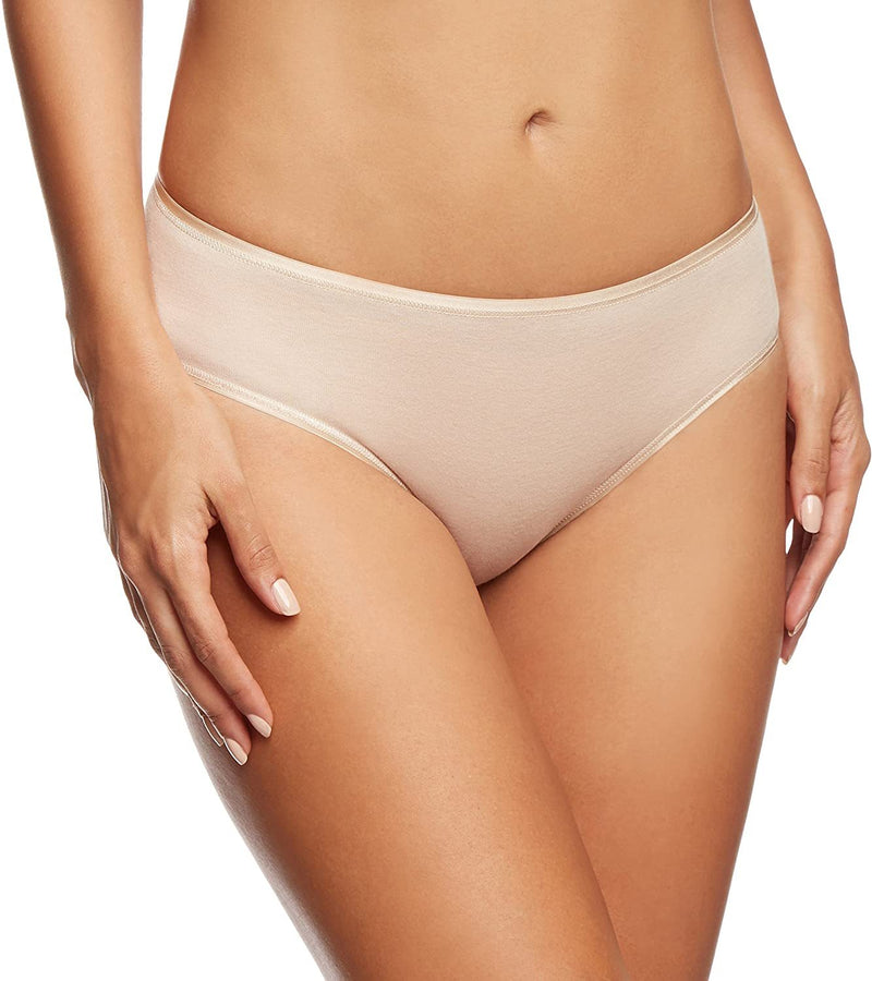 Cotton Seamless Midi Brief