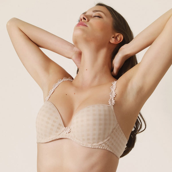 Avero round shape bra