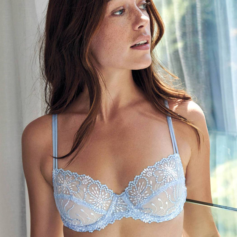 Jane Special Edition balcony horizontal seam bra