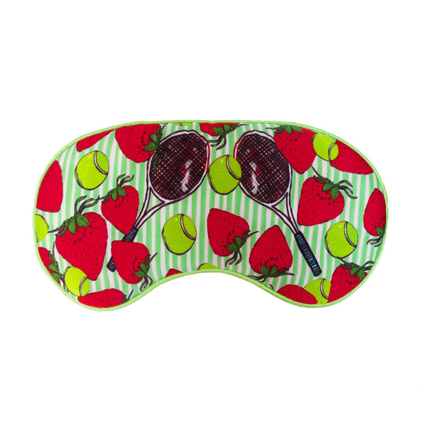 Wimbledon Tennis Silk Eyemask Limited Edition