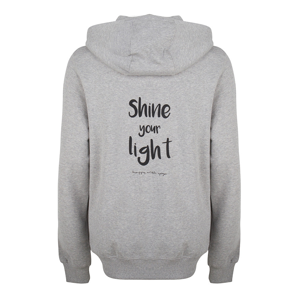Hoodie Shine your Light