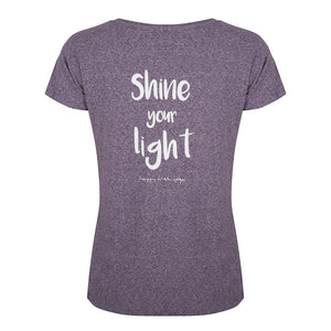 T-shirt Shine your Light