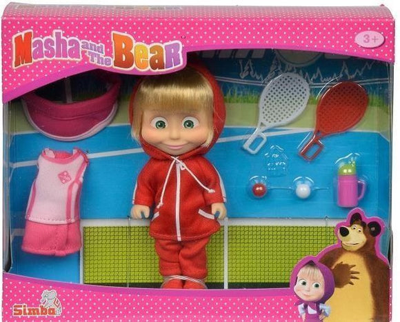 MASHA TENNIS SET
